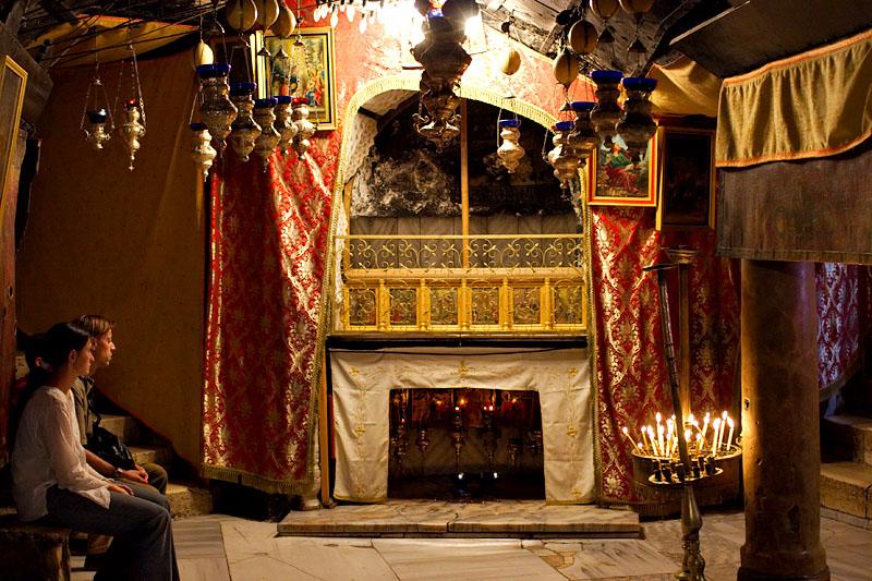 Jesuss birthplace - Bethlehem