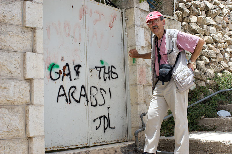 The past revisited in Hebron