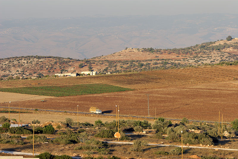 Jenin countryside