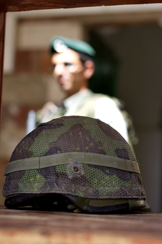 Border police - Hebron