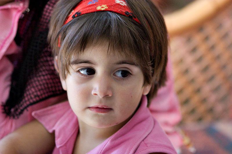 Young girl - Bethlehem