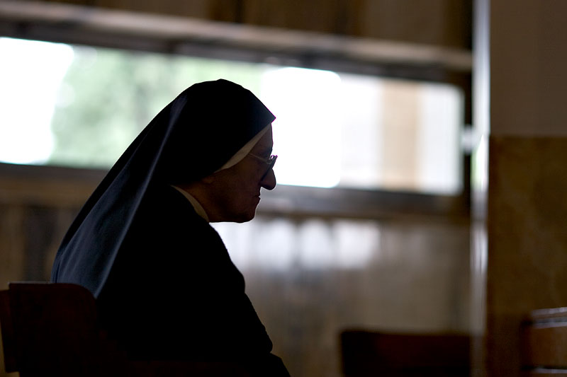 Mount of Beatitudes Nun