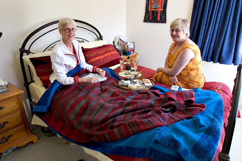 Mum and Margaret
