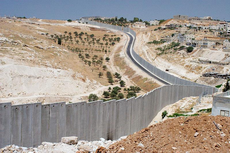 Israeli Security Wall - Jerusalem / Abu Dis