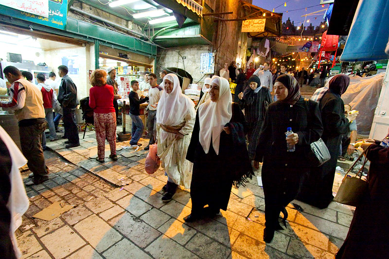 Women - Jerusalem