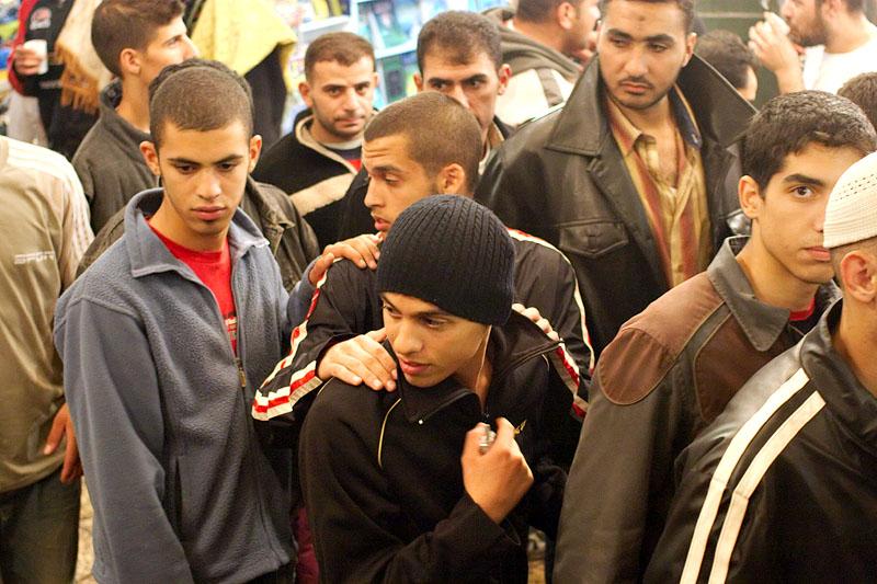 Men - Jerusalem