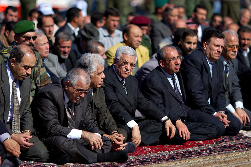 Former Palestinian Authority leadership - Ramallah