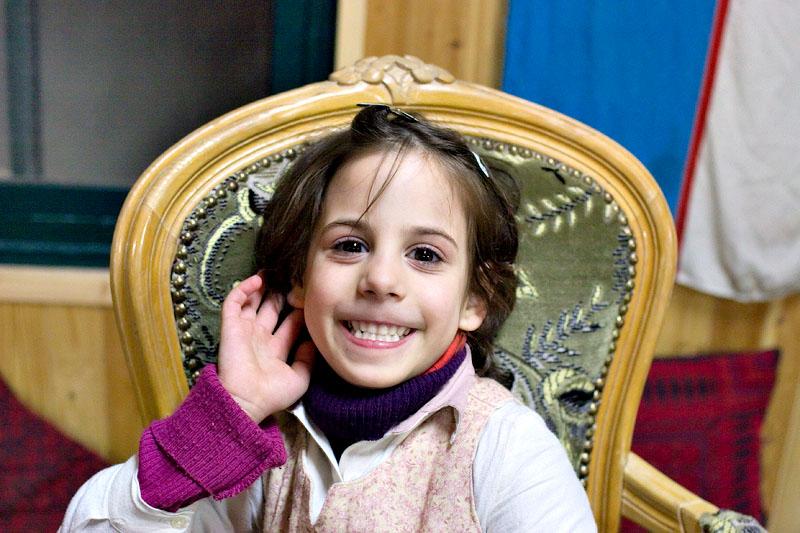 Girl - Jerusalem