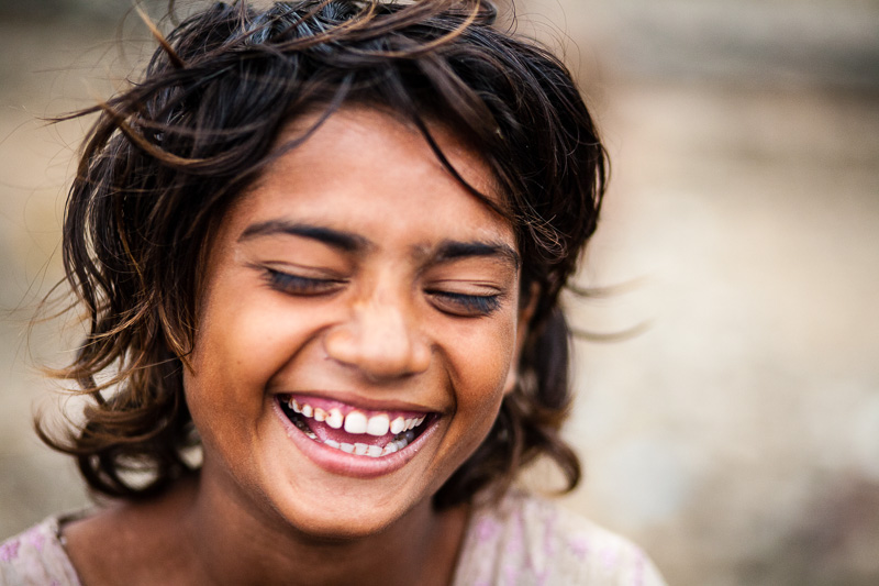 Girl - Karachi
