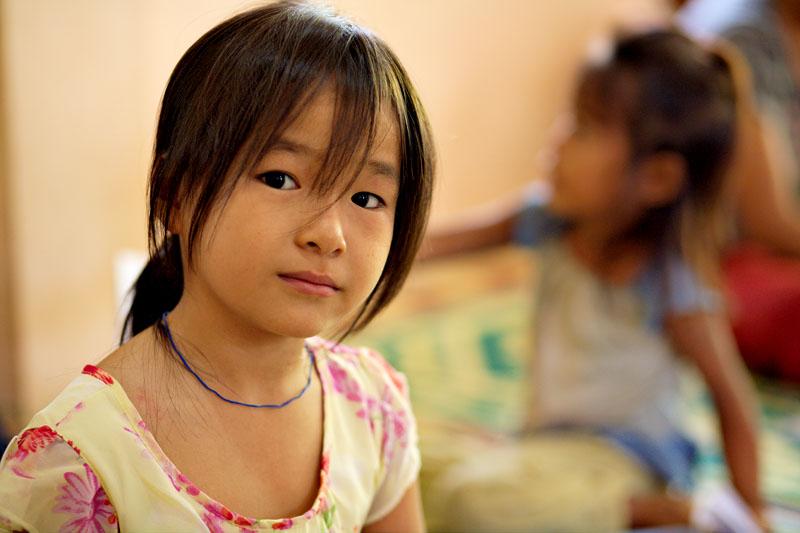 Girl - Phnom Penh