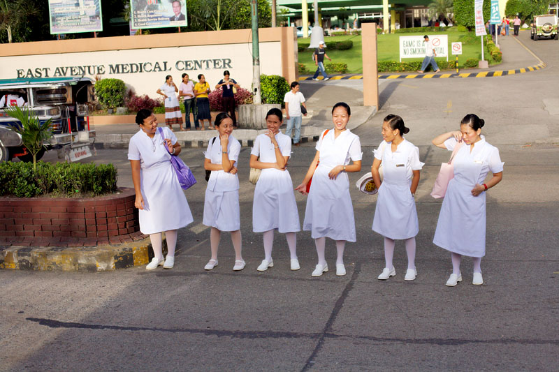 Nurses - Quezon City