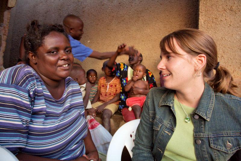 Alicia - Kampala