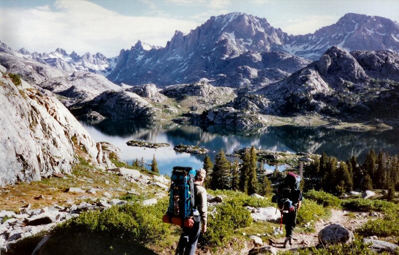 Gannett Peak Hike