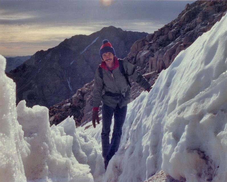 Mt. Whitney <BR>California