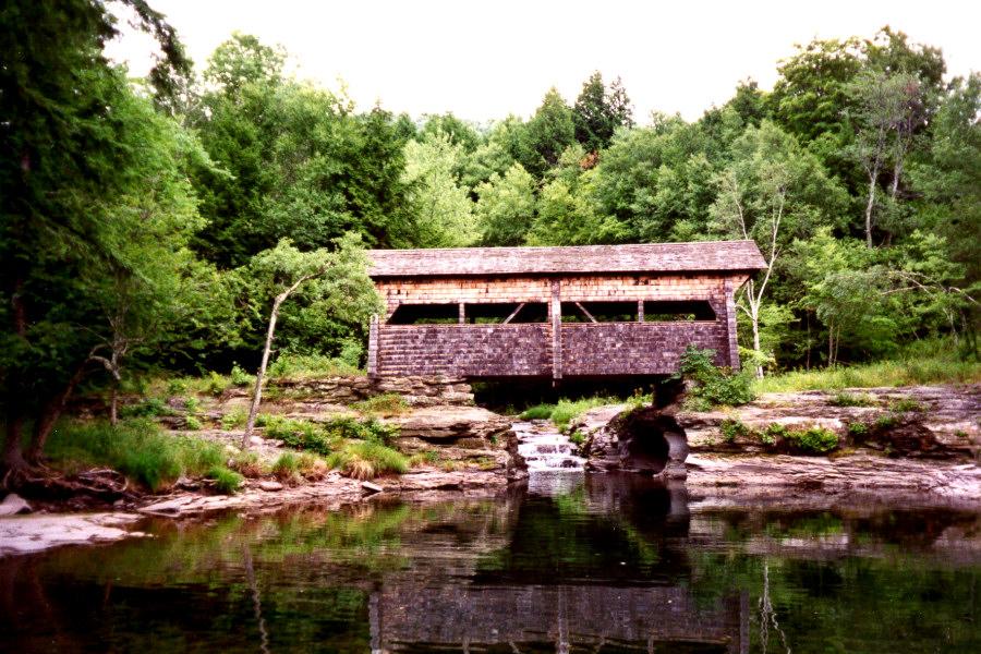 Tuscarora Club Bridge