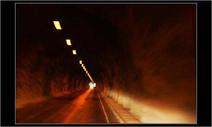 Tunnel, California