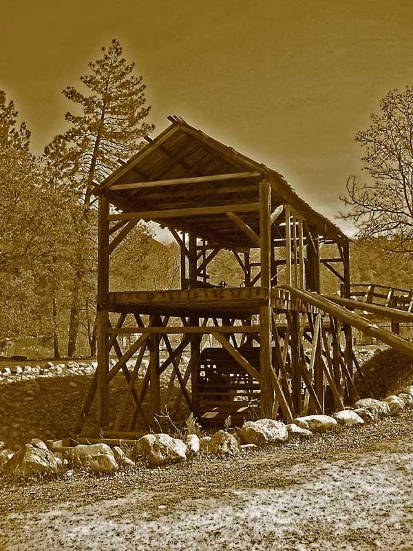 Sutters Mill, Coloma, CA