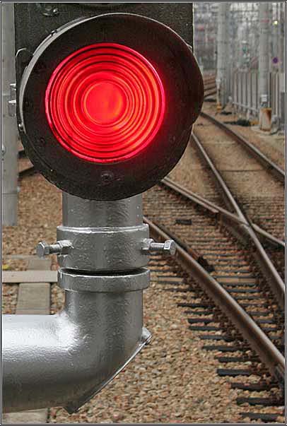 Train stopper*
