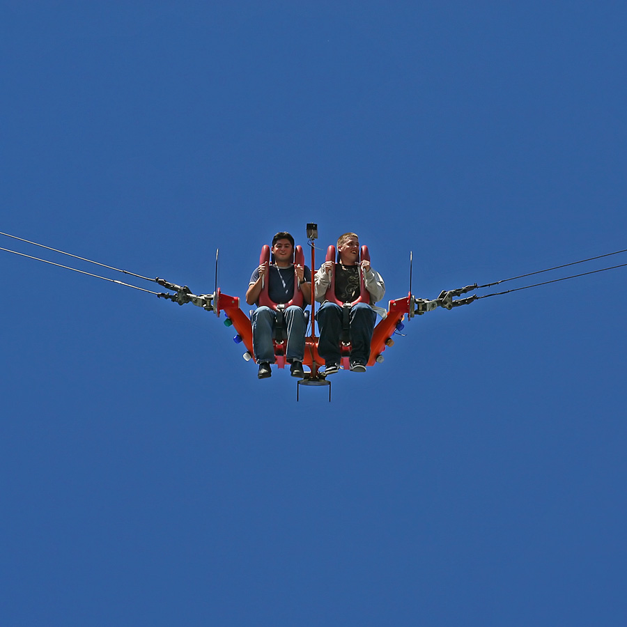 Slingshot - View From the Top