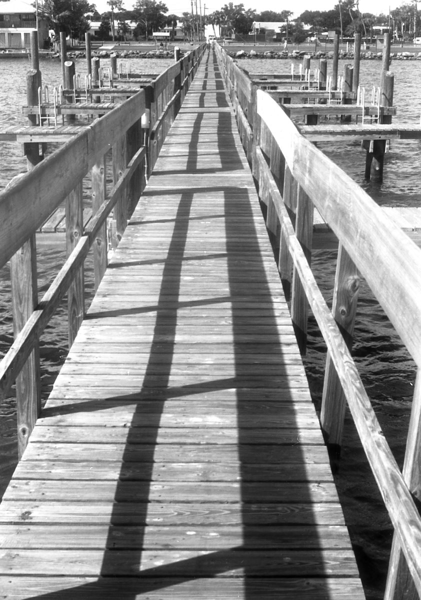 Dock in Sebastian