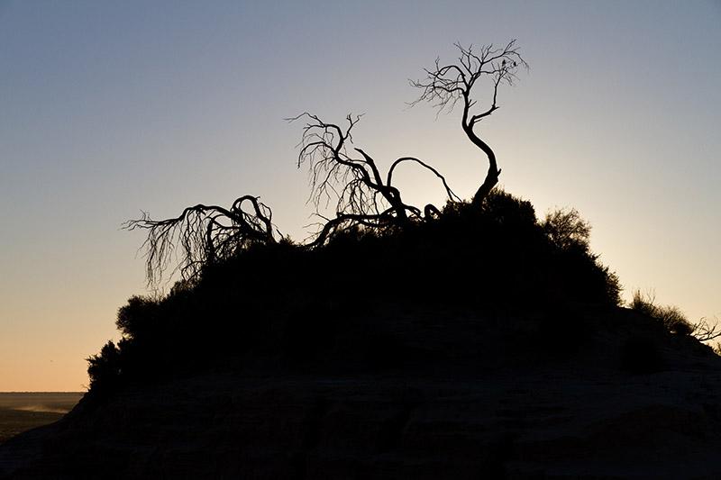 Lake Mungo National Park