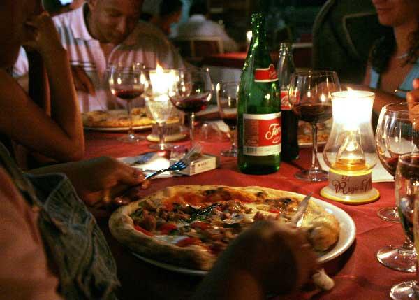Napoli Pizza - Nothing like it