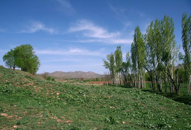 Khodabandeh Region
