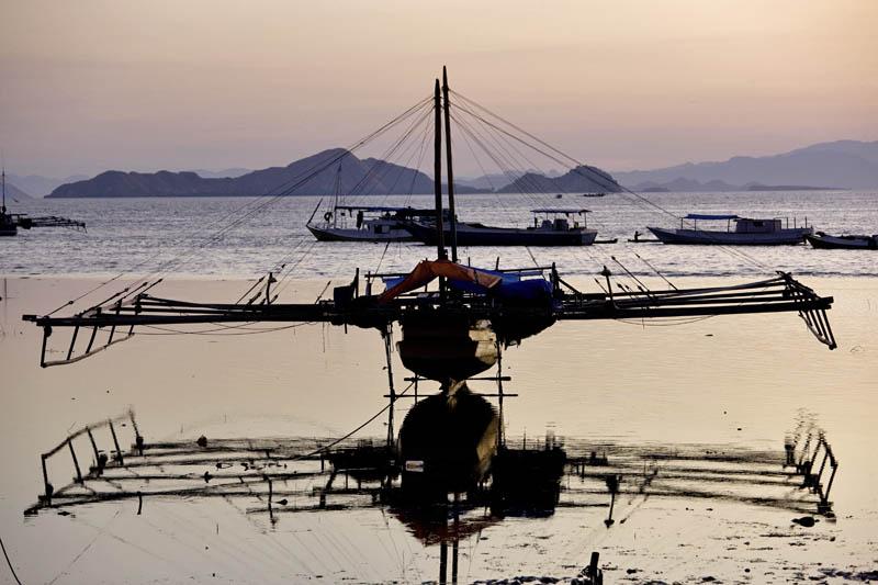Labuajango, Flores Island, Indonesia