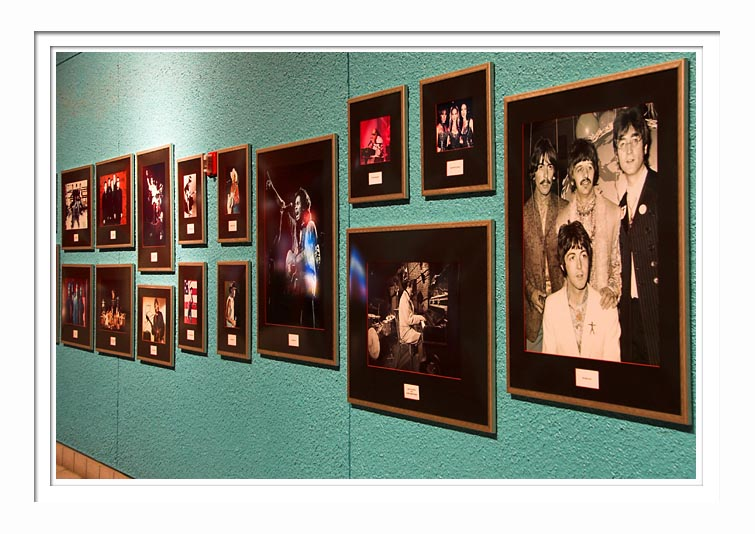 All Star Music Wall Of Fame