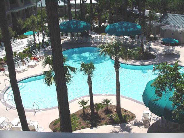 Marriott Barony Beach pool