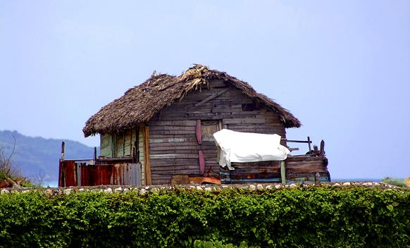 Casa de Sacio Pichon, Los Patos