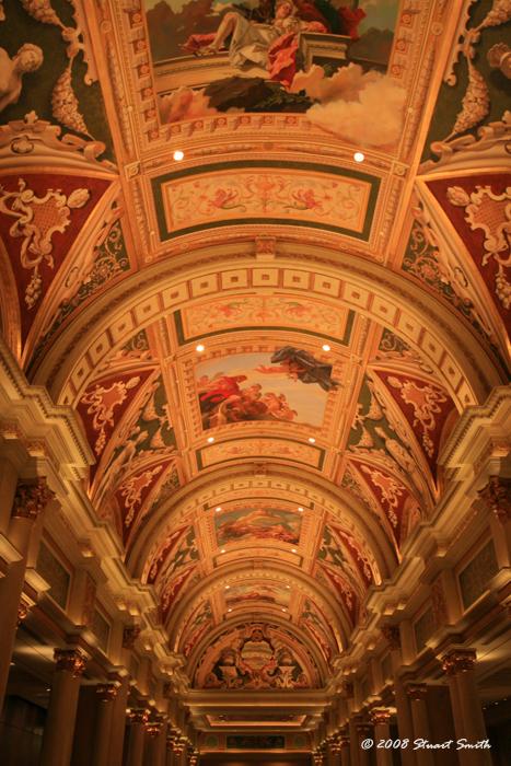 Hallway of the Venetian 3529