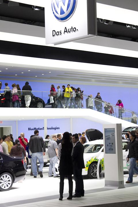 VW Display