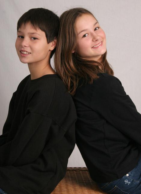 The Graham Twins - Austin & Amber