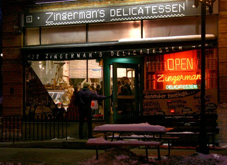 Dec. 14, 2005 - Zingermans Deli