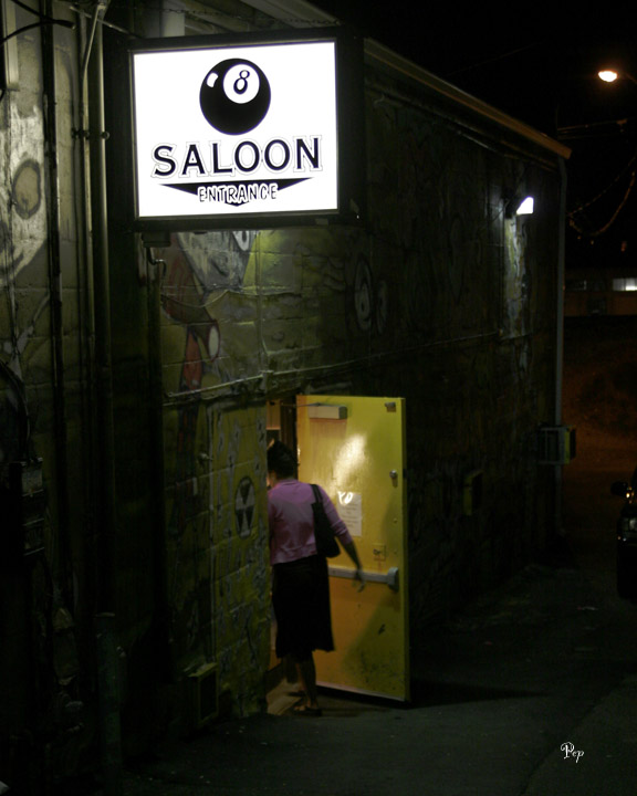 The 8 Ball Saloon
