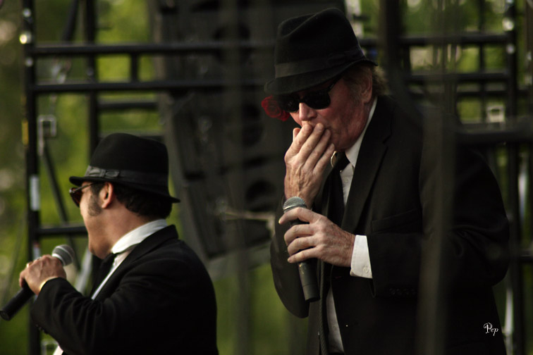 July 8, 2006 - Blues Brothers at Elvis Festival