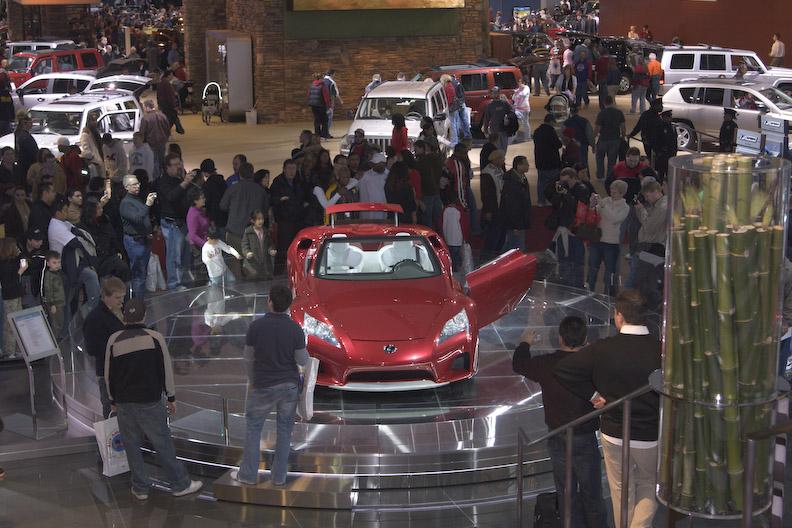 Lexus admirers