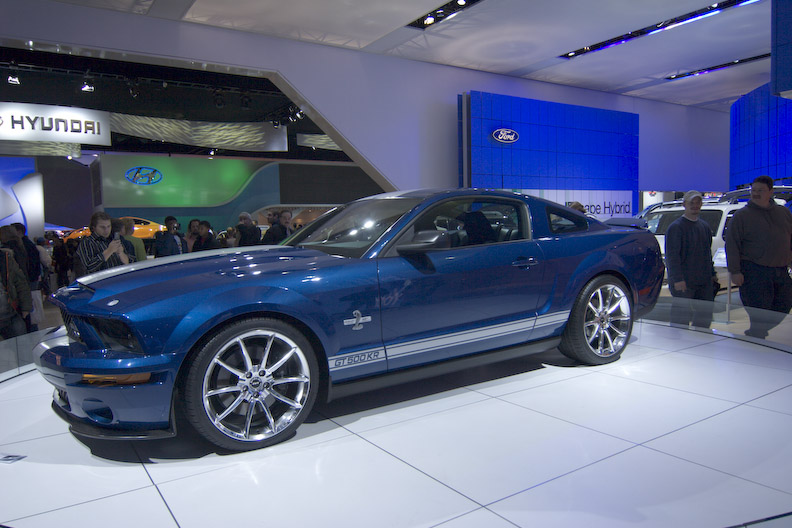 Shelby Mustang (So sweet)