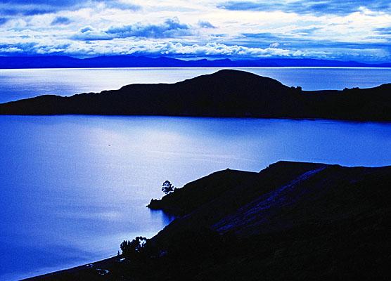 09 - Nightfall at Isla del Sol