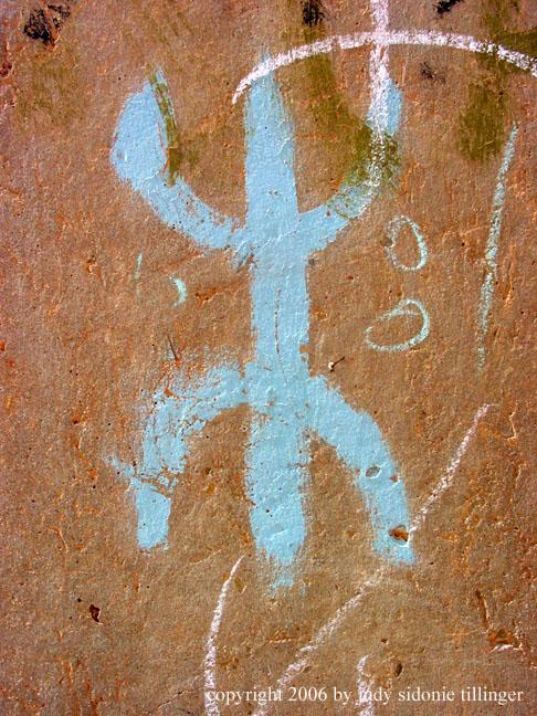 Berber Symbol Means Homme Libre Photo Judy Sidonie Tillinger