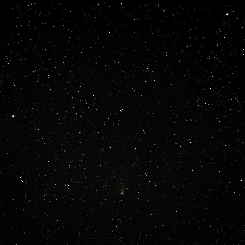 Comète Panstarrs