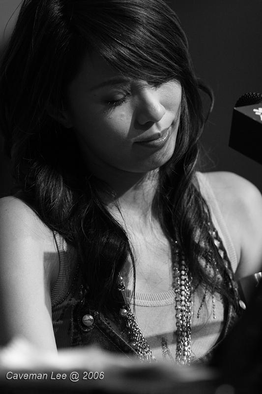 Joyce Lee in Concert