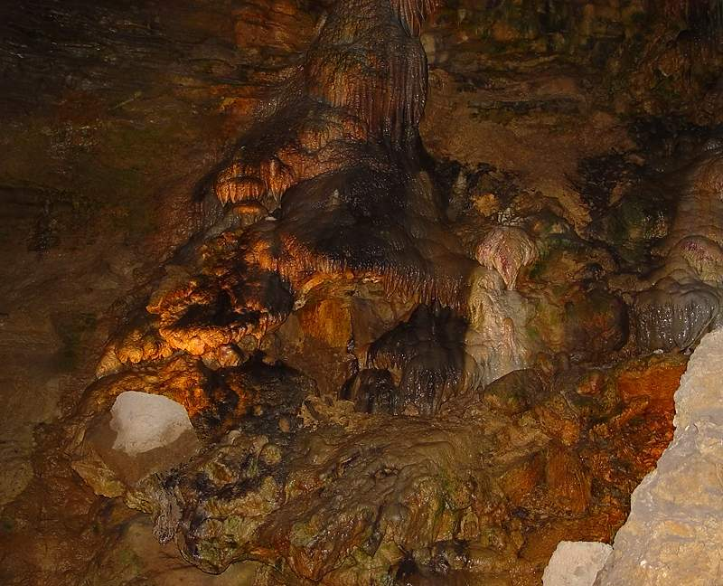 2002-06-29<BR>Howe Caverns New York<BR>VIDEO<BR>5 Minutes