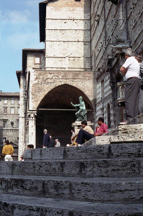 Main Square Perugia
