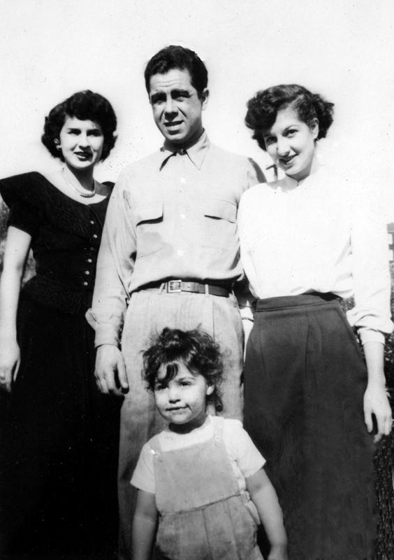 Marguerite, Pepper, Ellie