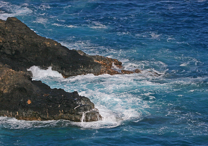 Kilauea Rocks
