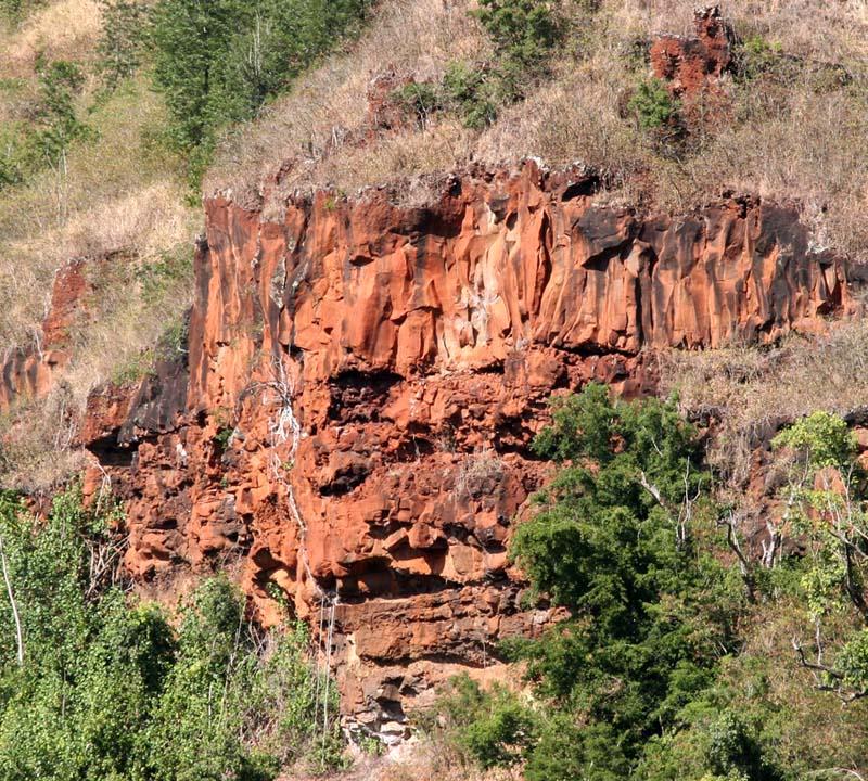 Red Rocks Kauai