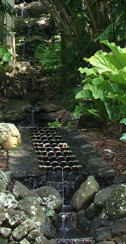 Woodland Fountain