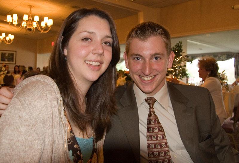Brian and Kristin